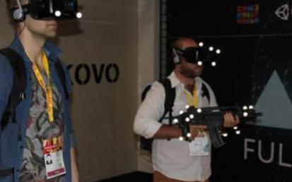 离VR沉浸式游戏普及究竟还有多远