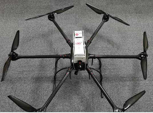 中国联通已在多个地区完成了5G网联无人机4K巡检业务示范