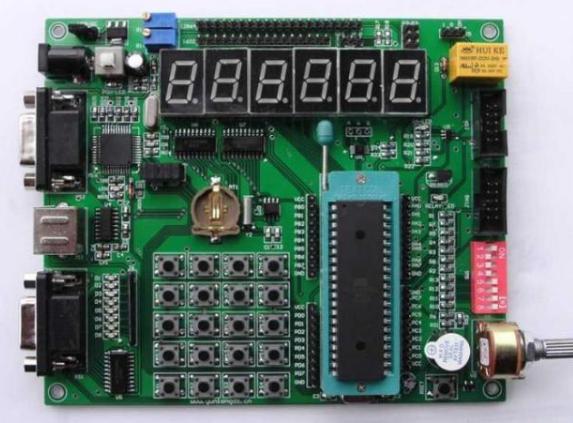 51系列中嵌入式单片机的优缺点分析
