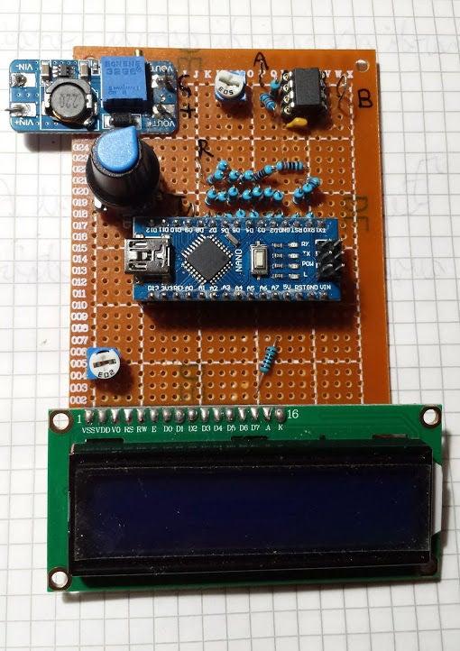 Arduino波形發生器的制作