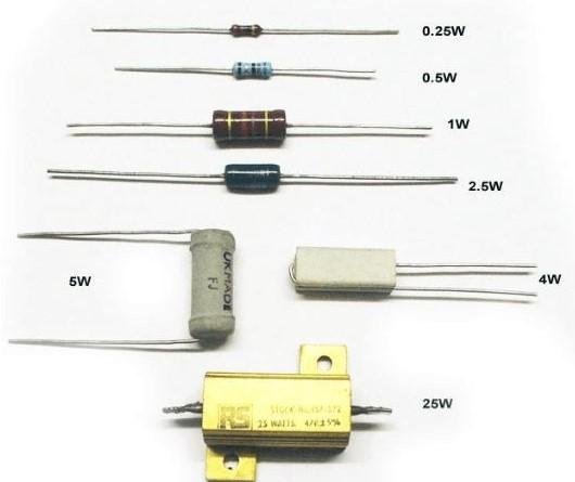 在更换电阻是除了电阻值还需注意哪些参数