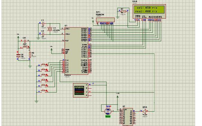 51单片机位置式PID控制算法的程序说明