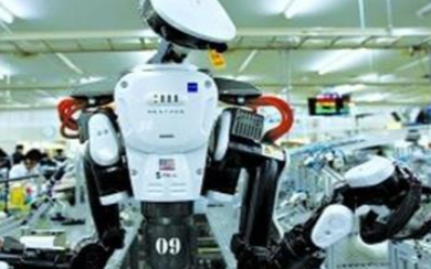 未來工業機器人的發展會取得哪些重大成果