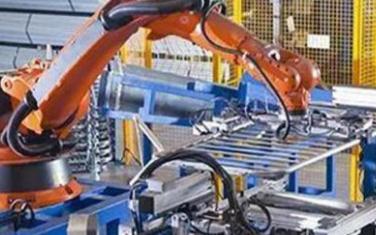 機器人在工業自動化領域中的應用