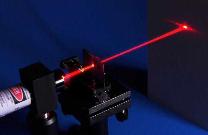 半导体激光器工作原理