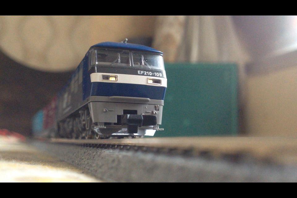自动化模型火车的制作