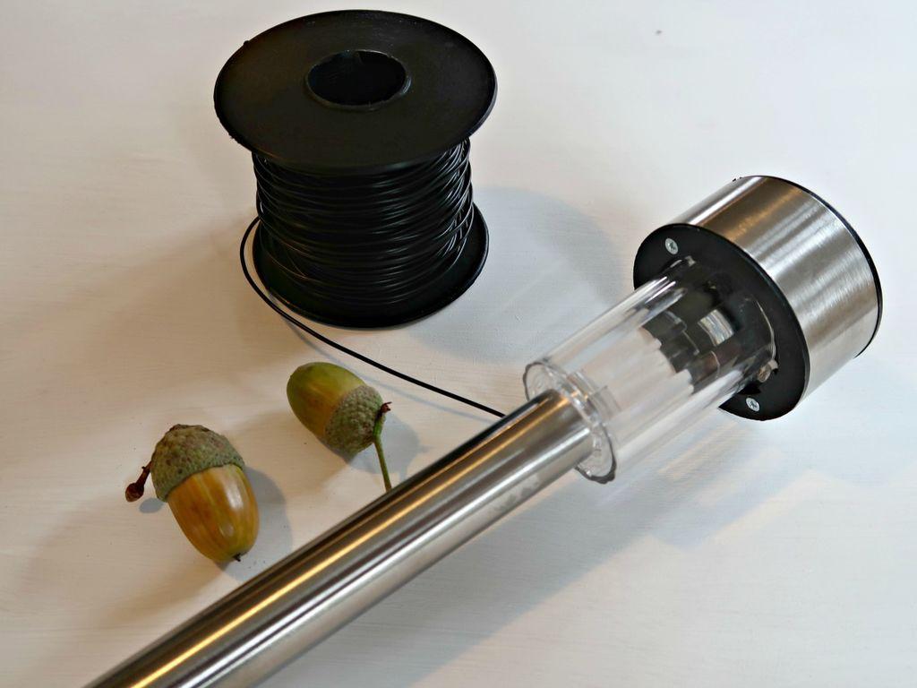 如何制作橡子帽LED灯