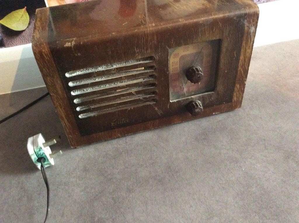 如何用旧收音机制作音频点唱机