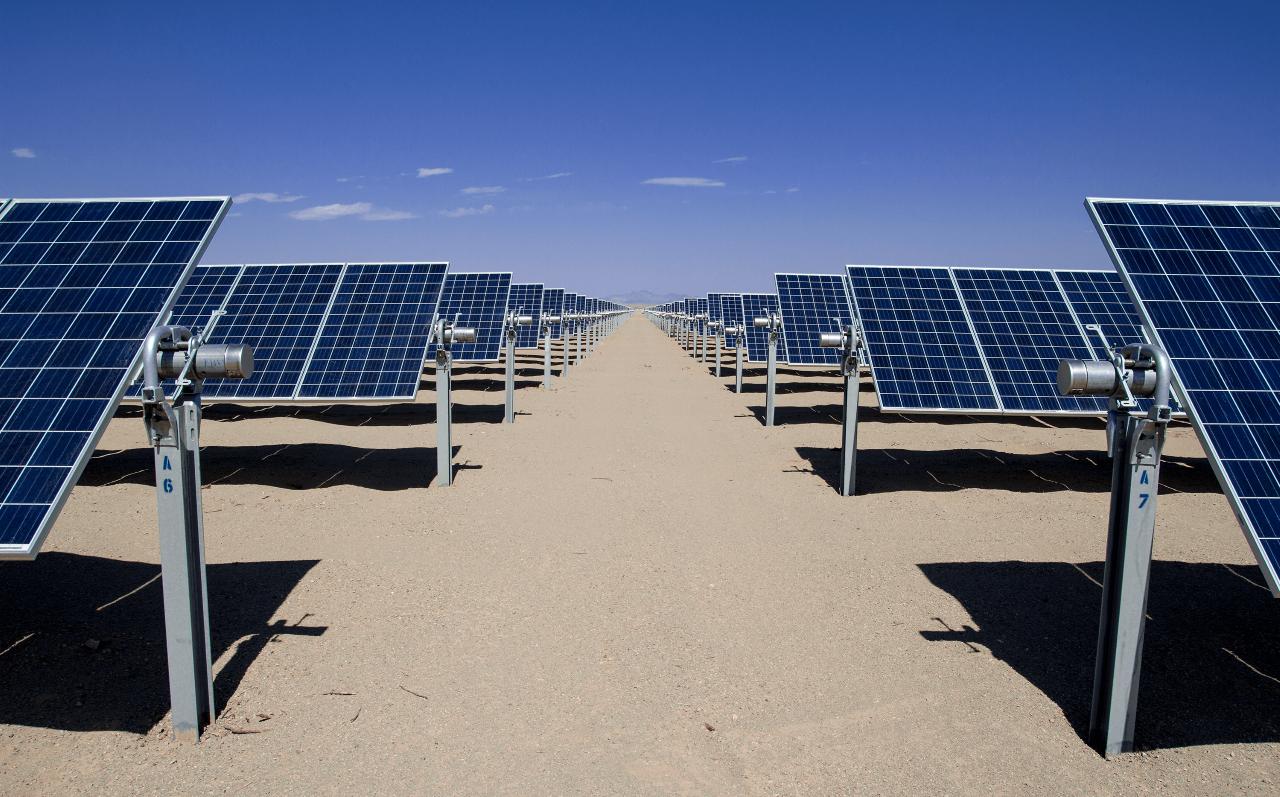 简易太阳能双轴跟踪器的制作