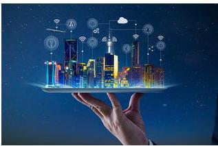 一座城市的物联网技术会有多少处运用了