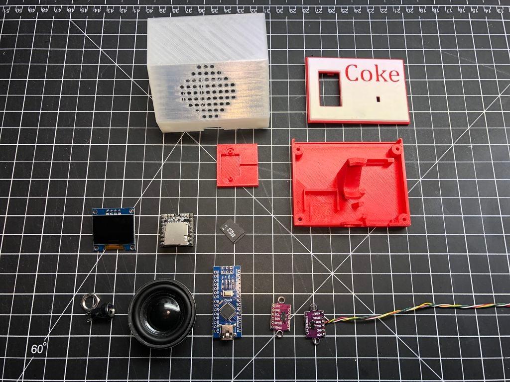 混音探测器的制作教程