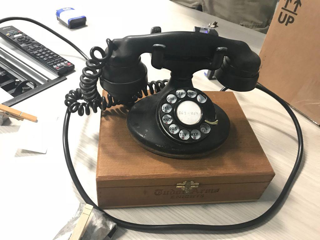 貝爾模型202藍牙電話的制作教程