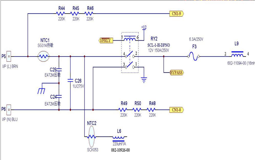 高频机的工作原理与维修