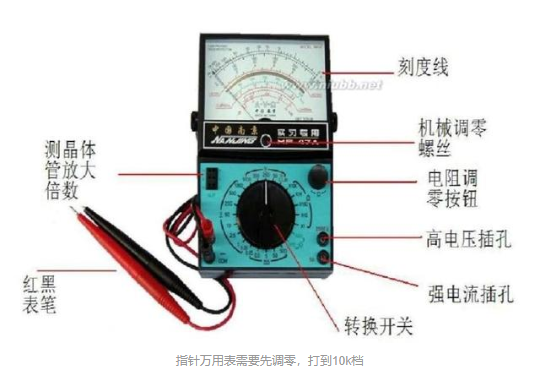测量电线是否漏电的方法