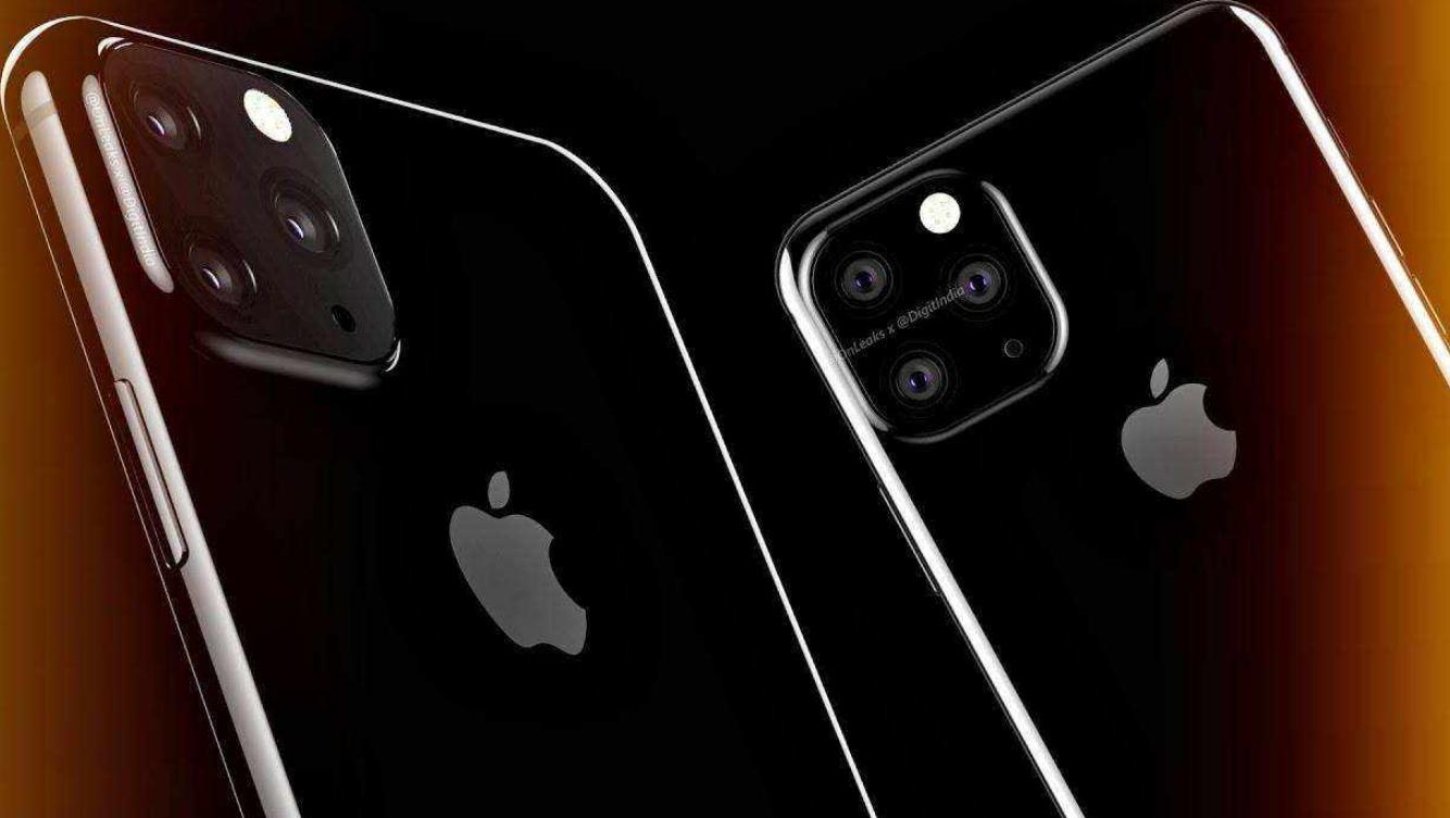 """致敬国产?iPhone XS系列的升级版将升级为后置""""浴霸""""三摄"""