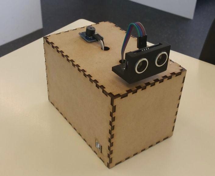 如何制作Arduino雷达