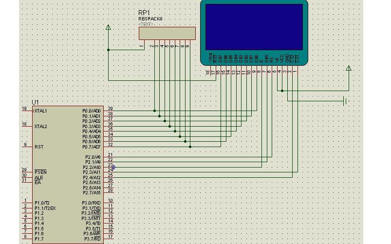 使用LCD12864进行图片显示的C语言程序和工程文件资料合集免费下载