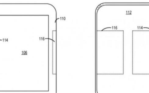 微软将柔性织物触控传感器放在Surface设备背...