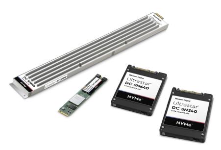 西部数据公司推出两款NVMeTM SSD新系列产...