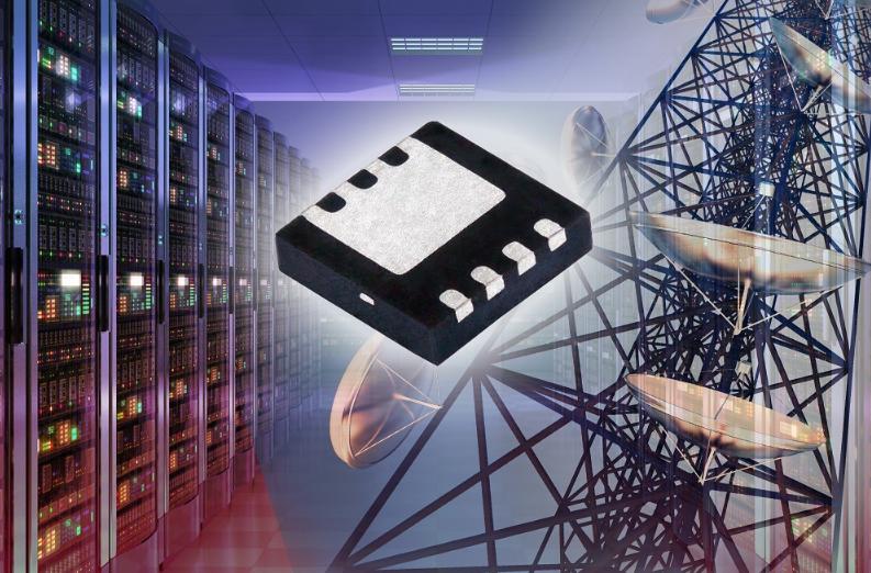 Vishay 60V TrenchFET第四代n沟道功率MOSFET 专用于标准栅极驱动电路