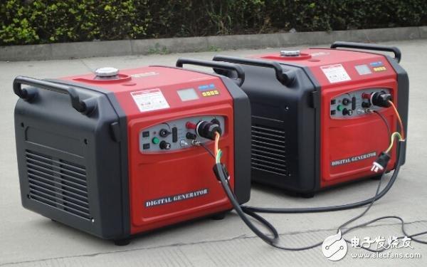 发电机的一氧化碳泄漏报警器