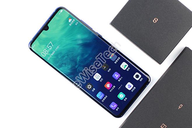 E开箱: 国内5G手机中兴天机Axon 10Pr...