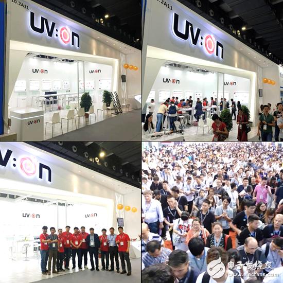 PEC携多款UVCLED器件参加广州国际照明展