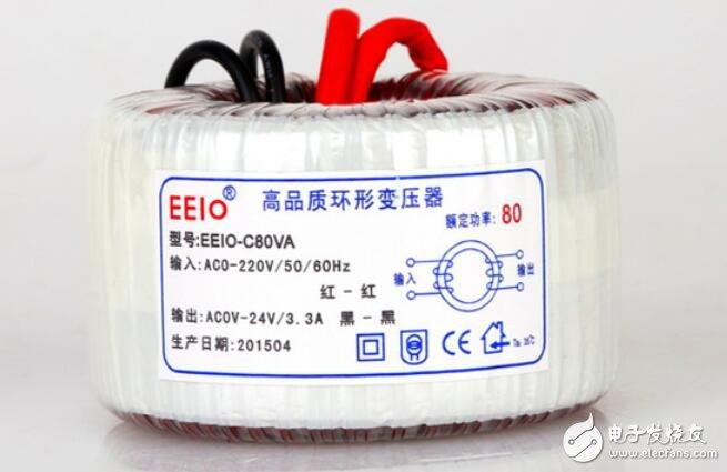 环形变压器怎么接线_环形变压器的应用