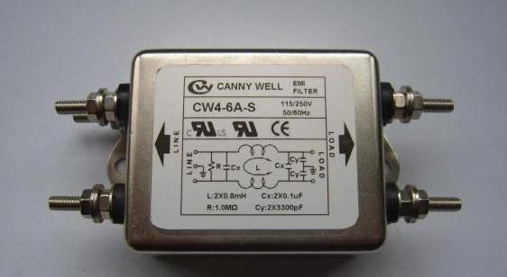 电源滤波器的特性_电源滤波器的结构_电源滤波器对其他零件的影响