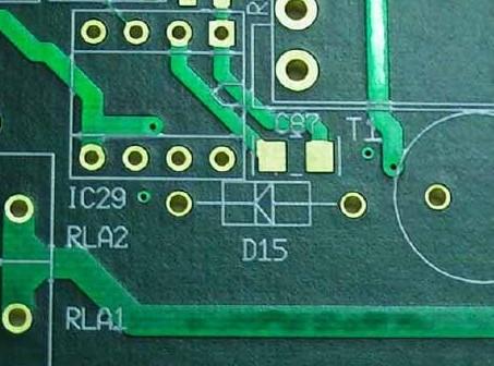 PCB印刷電路板涂阻焊劑的原因是什么