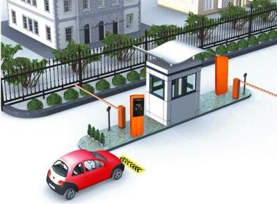 RFID在停车场有什么应用