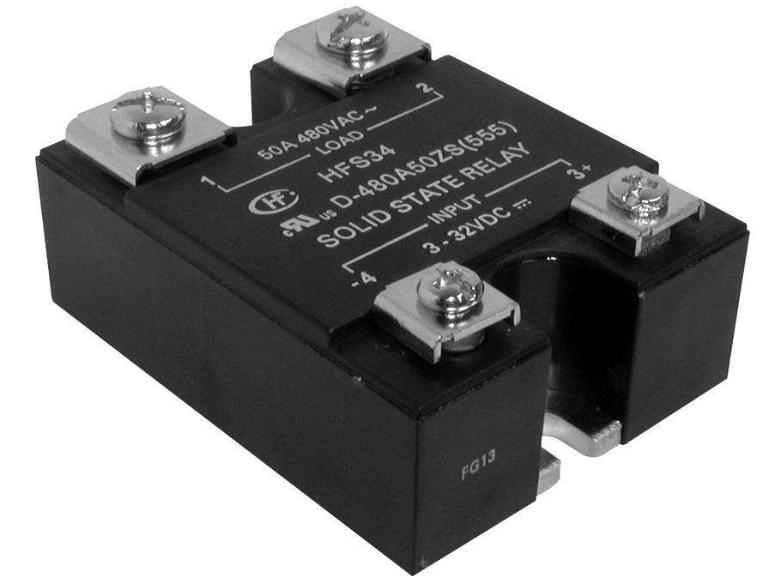 固態繼電器的結構_固態繼電器的安裝方法及操作方法