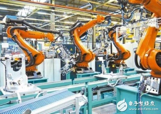 工业4.0时代工业自动化控制的发展前景