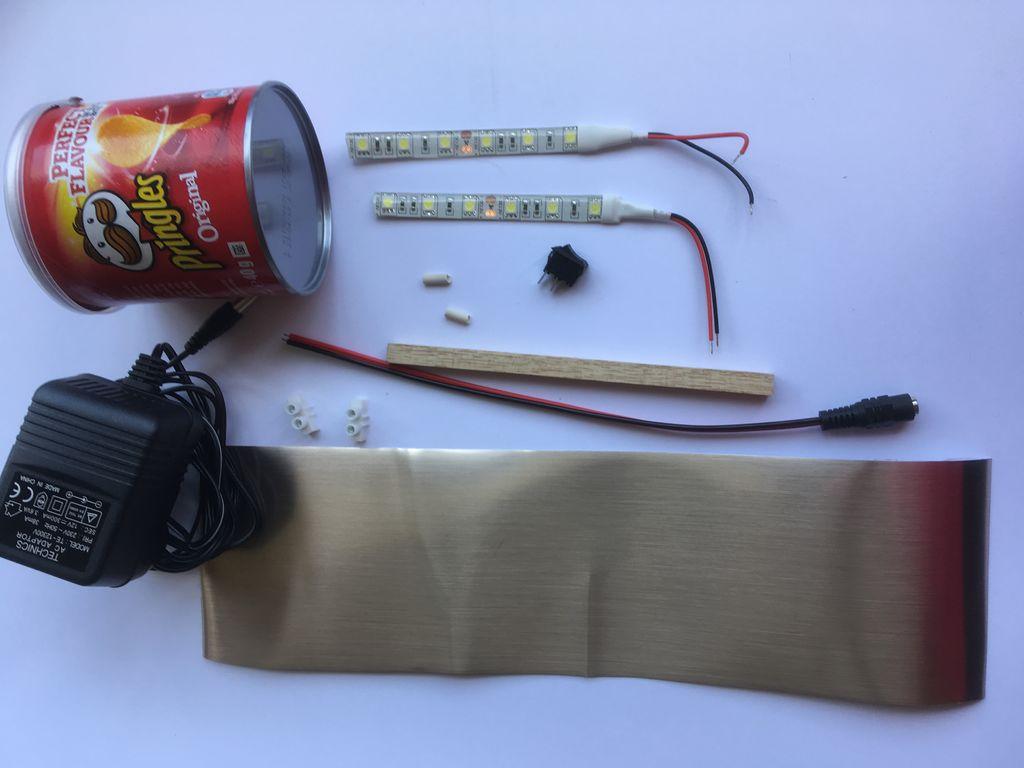 个性化LED灯的制作教程