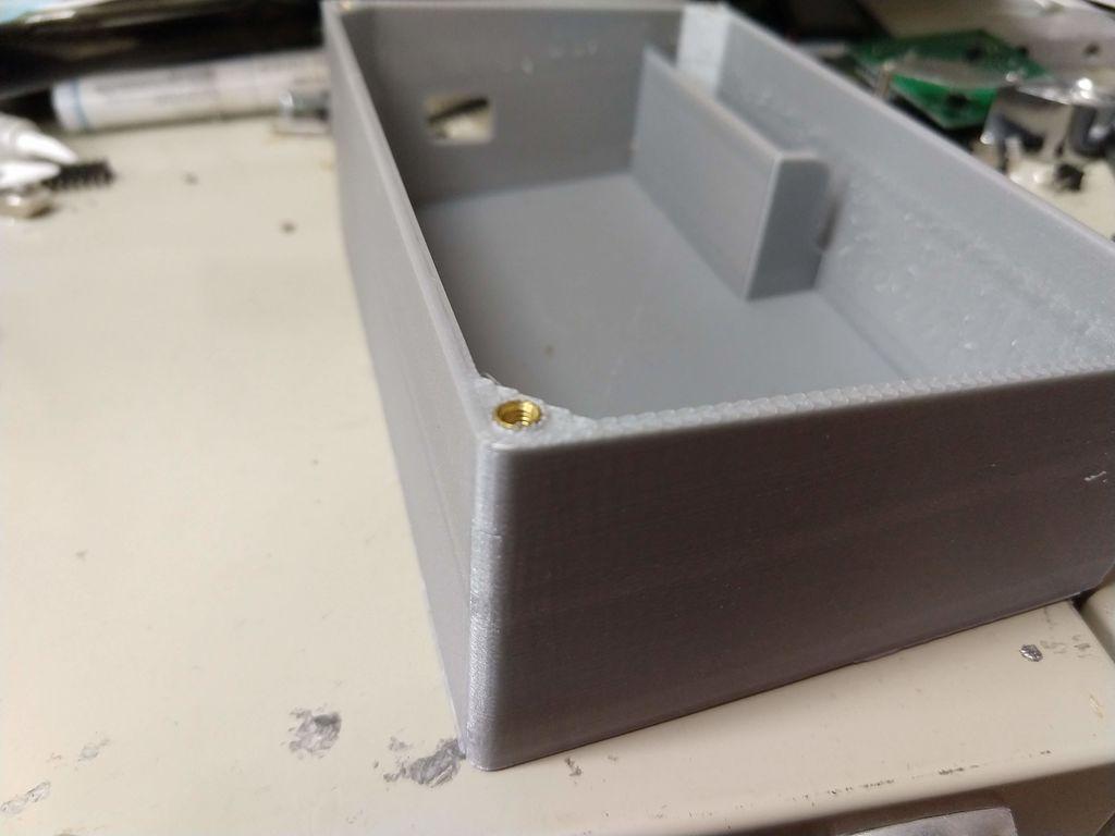 逃生室解码器盒制作图解