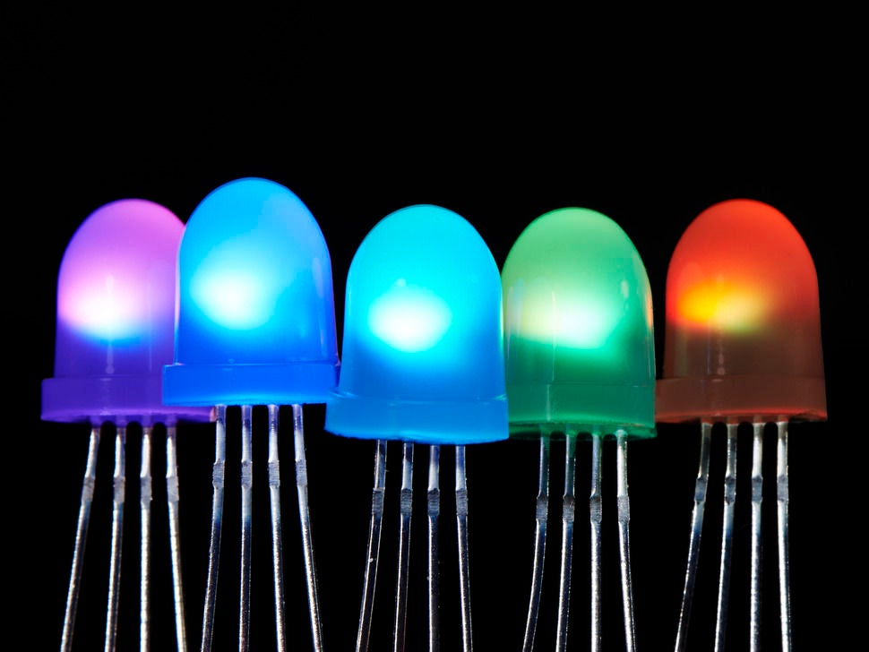 可编程LED灯的制作