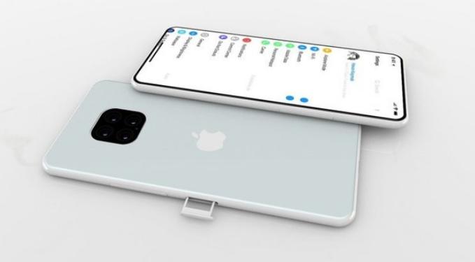 新iPhone 11X曝光:200HZ、5000...