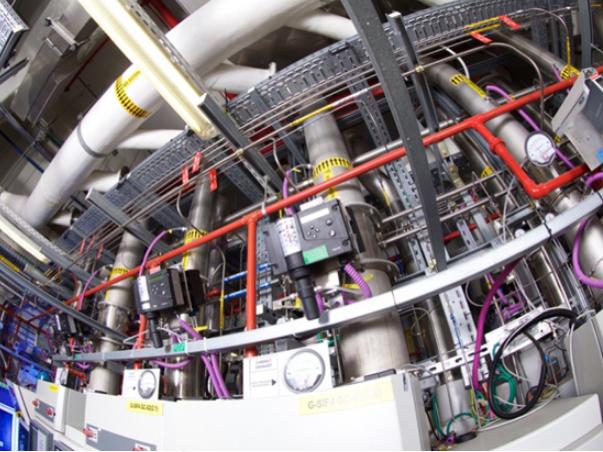 韩国企业成功开发高纯度氟化氢正在测试、进行进度