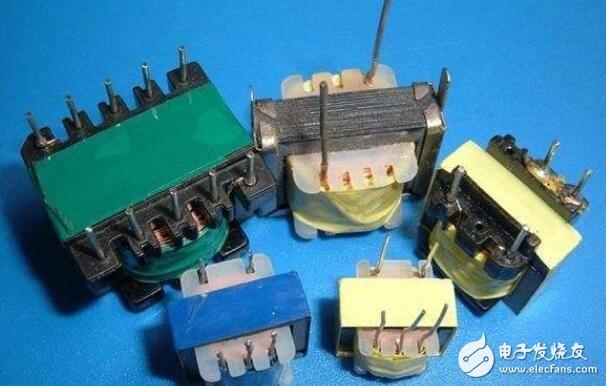 音频变压器的制作方法