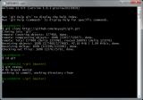 使用 GitBash 在 Windows 上运行 Bash 命令