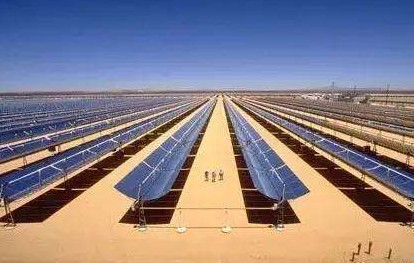 国投电力光伏项目总装机突破700MW,实现了跨越式发展