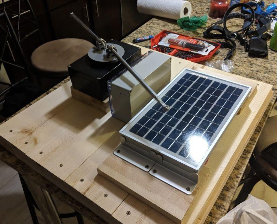 如何建造一个太阳能驱动的筏鸟推进器