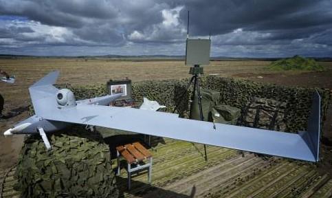 俄罗斯首款重型攻击无人机完成了试飞与着陆