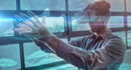 AR或VR技术如何改变数据可视化应用程序