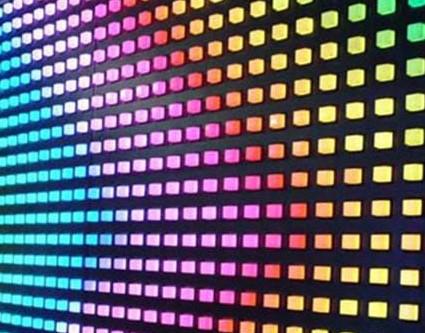 面板产商友达光电与瀚宇彩晶公布上半年业绩数据