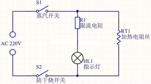 电热水壶的工作原理及故障原因分析