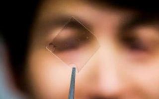 用于柔性顯示器觸摸屏的防變色薄膜