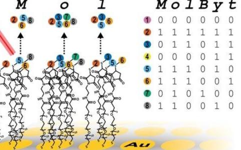 哈佛大学新技术可以将数据存储在有机分子中数千年