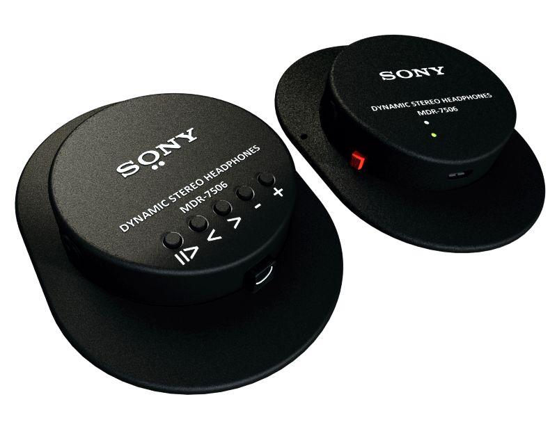 怎样将索尼MDR-7506耳机改装成蓝牙耳机