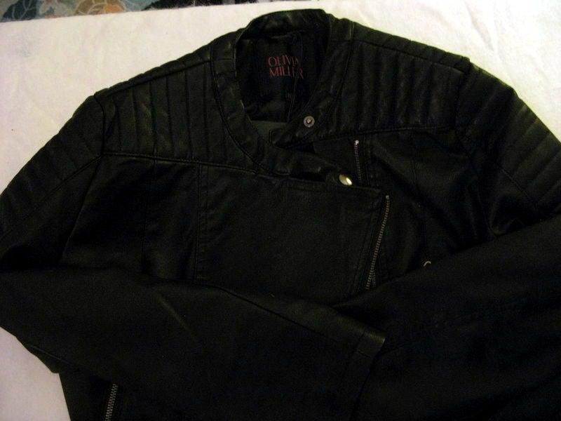 激光尖刺夹克的制作